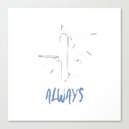 Utility Always Canvas Print