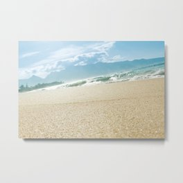 Hawaii Beach Dreams Metal Print