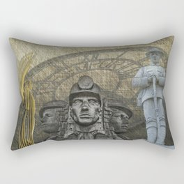 Landmarks 2 Rectangular Pillow