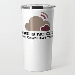 Cloud Cybersecurity Article 13 Notice Gift Travel Mug