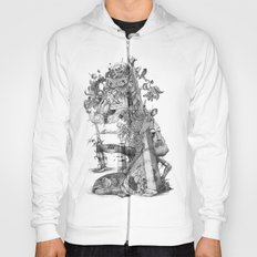compositions Naturally (Black&White) Hoody