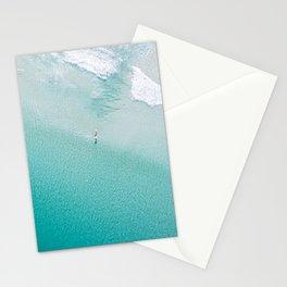 Leighton Beach Aerial Stationery Cards