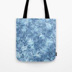 Frozen Leaves 8 Tote Bag