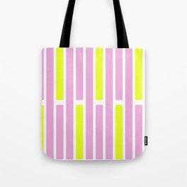 Lemon Bars in PINK Tote Bag
