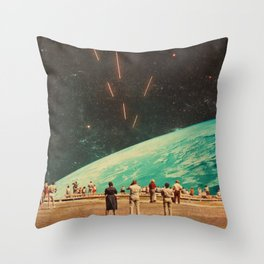 The Others Throw Pillow
