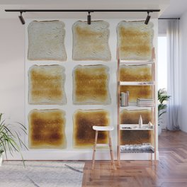 How Do You Like Your Toast Done Wall Mural