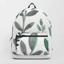 Leaf Girl Backpack