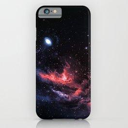 Deep space, mashups #5 iPhone Case