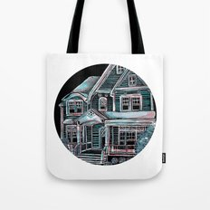 Home, Bright Home Tote Bag