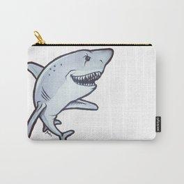Shark! Carry-All Pouch