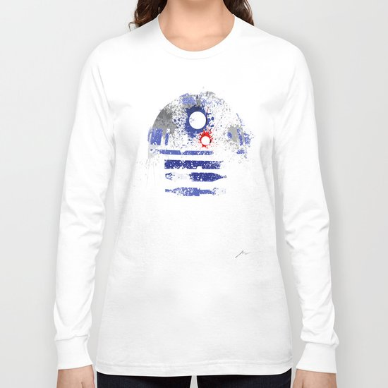 Astromech Deetoo Long Sleeve T-shirt