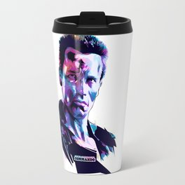 Arnold Schwarzenegger: BAD ACTORS Travel Mug