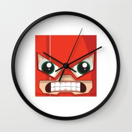Juggernaut Baby Wall Clock