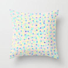 LOVELY CHAOS Throw Pillow