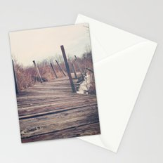 Wanderlust - Roam Wherever the Path May Lead Stationery Cards