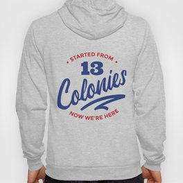 4th July - started with 13 colonies Hoody