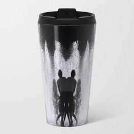Silhouettes of fun Travel Mug