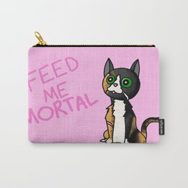 Molly the Evil Cat Carry-All Pouch