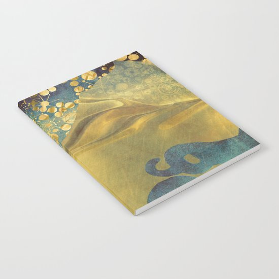 Underwater Dream Notebook