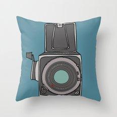 Hasselblad Throw Pillow