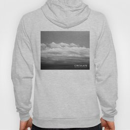 Circulate - Clouds Hoody