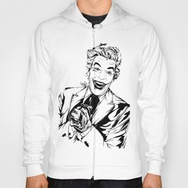 Joker On You Hoody