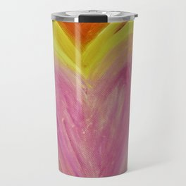 Light Filled Heart Travel Mug