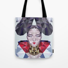 Freezing Sugarcube Tote Bag