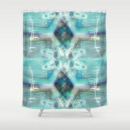 ウォール^ Shower Curtain
