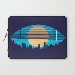 Eye On The City Laptop Sleeve