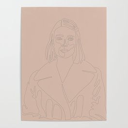 Wes Anderson Tenenbaums Poster