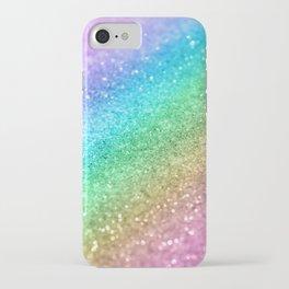 Rainbow Princess Glitter #1 (Photography) #shiny #decor #art #society6 iPhone Case