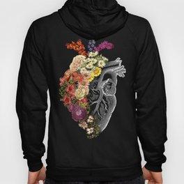 Flower Heart Spring Hoody