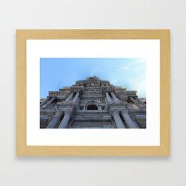 City Hall Wonder (Philadelphia) Framed Art Print