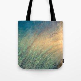 Visible Dimension Tote Bag
