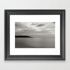 Never be forgotten Framed Art Print