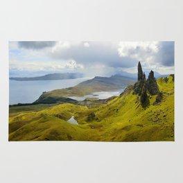 Virgin Landscape Rug