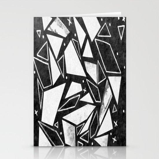 Geometrics III Stationery Cards