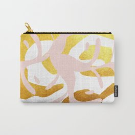 Girlish Monstera Carry-All Pouch