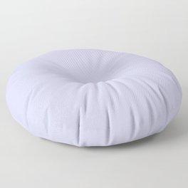 Periwinkle Blue Floor Pillow