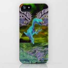 Prehistoric iPhone Case