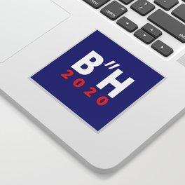 "B""H Biden Harris 2020 LOGO JKO Sticker"