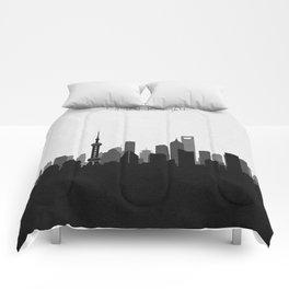 City Skylines: Shanghai Comforters