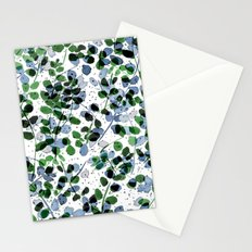 Synergy Blue and Green Stationery Cards