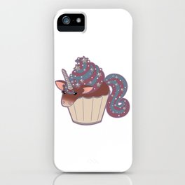 Cupcake Unicorn! iPhone Case