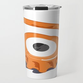 bottle eye cap Travel Mug