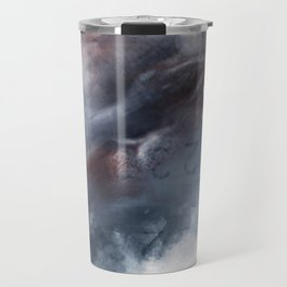 a permanent solution Travel Mug