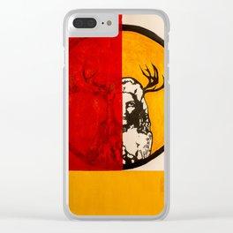 Brugge Clear iPhone Case
