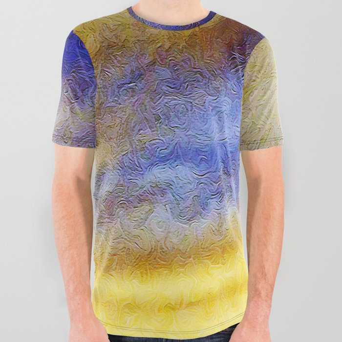 Sunset 2 All Over Graphic Tee