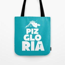 Piz Gloria Tote Bag